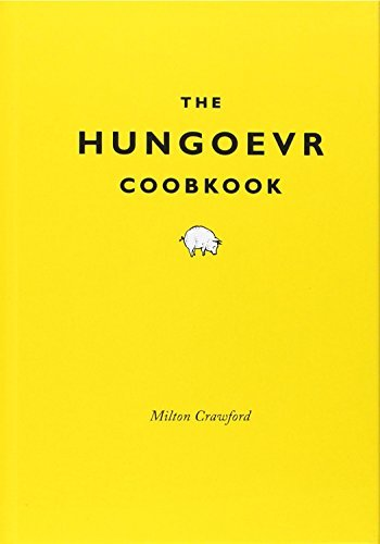 Milton Crawford The Hungover Cookbook