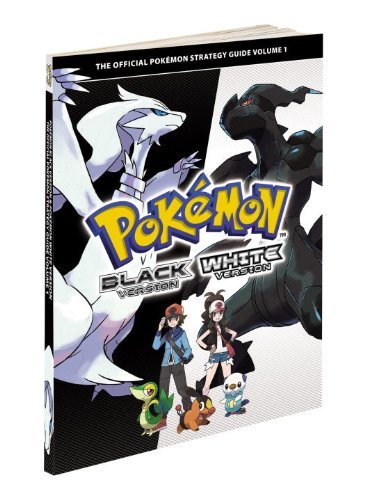 The Pokemon Company Intl Pokemon Black Version & Pokemon White Version Volu The Official Pokemon Strategy Guide