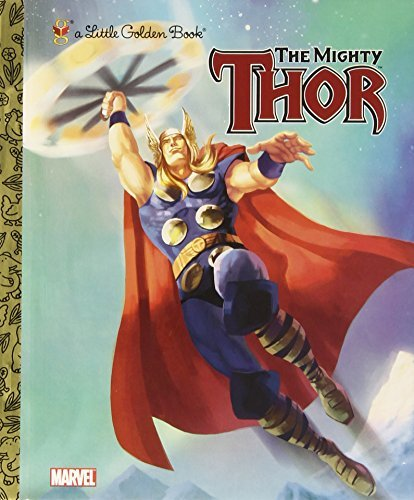 Storybook Art Group The Mighty Thor