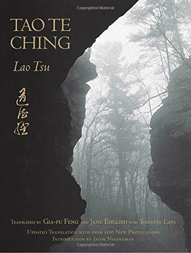 Lao Tsu Tao Te Ching Updated With Over 100 Photographs By Jane English
