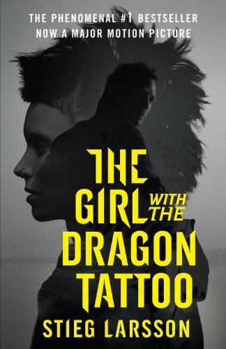 Stieg Larsson Girl With The Dragon Tattoo (movie Tie In Edit The Book 1 Of The Millennium Trilogy Mti