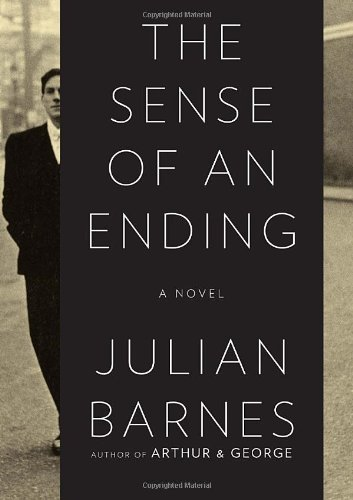 Julian Barnes Sense Of An Ending The