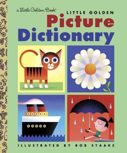 Golden Books Little Golden Picture Dictionary
