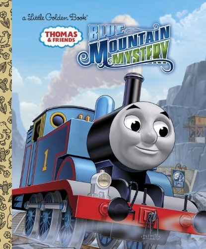 W. Awdry Blue Mountain Mystery