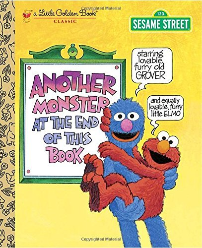 Jon Stone Another Monster At The End Of This Book (sesame St