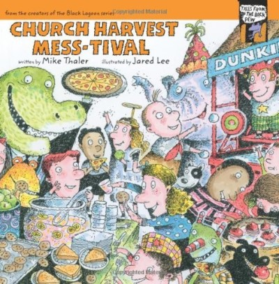 Mike Thaler Church Harvest Mess Tival