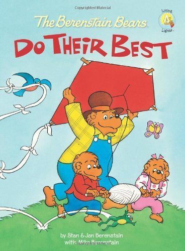 Stan And Jan Berenstain W. The Berenstain Bears Do Their Best