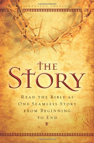 Zondervan Bibles Story Tniv Read The Bible As One Seamless Story From Beginni Revised