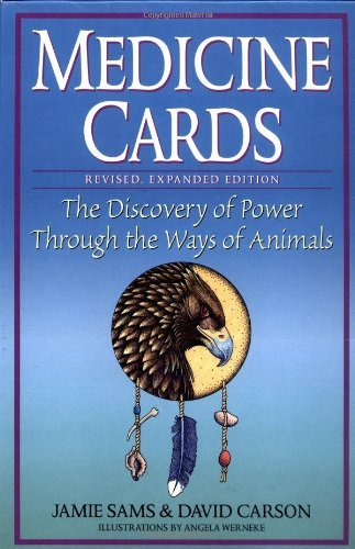 Jamie Sams Medicine Cards The Discovery Of Power Through The Ways Of Animal