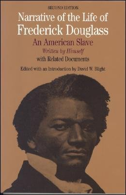 Frederick Douglass Narrative Of The Life Of Frederick Douglass An American Slave Written By Himself 0002 Edition;
