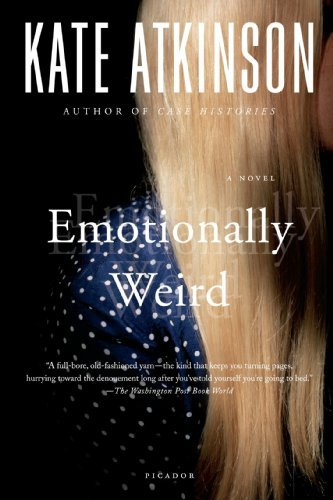 Kate Atkinson Emotionally Weird