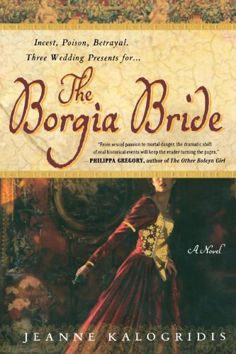Jeanne Kalogridis The Borgia Bride