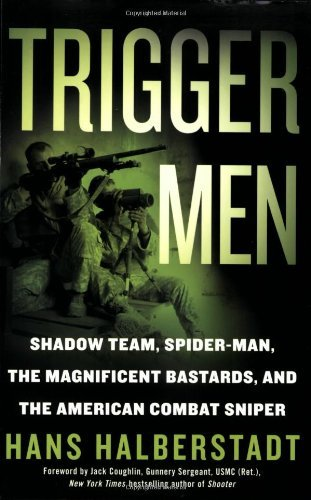 Hans Halberstadt Trigger Men Shadow Team Spider Man The Magnificent Bastards