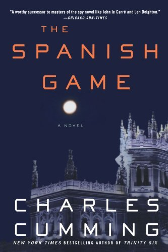 Charles Cumming The Spanish Game