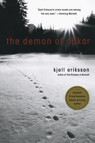 Kjell Eriksson The Demon Of Dakar