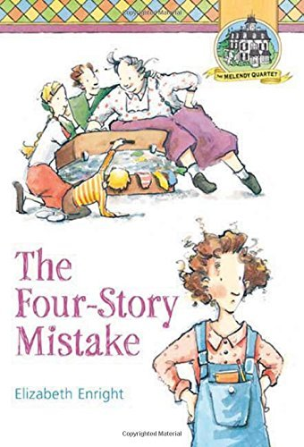 Elizabeth Enright The Four Story Mistake 0003 Edition;