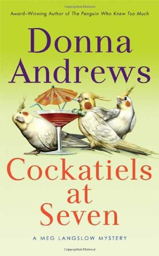 Donna Andrews Cockatiels At Seven