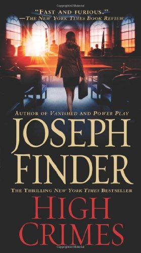 Joseph Finder High Crimes