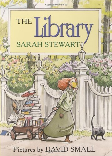Sarah Stewart The Library