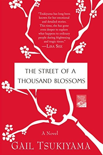 Gail Tsukiyama The Street Of A Thousand Blossoms