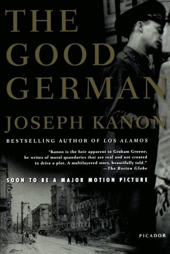 Joseph Kanon The Good German