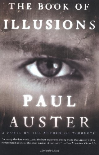 Paul Auster Book Of Illusions