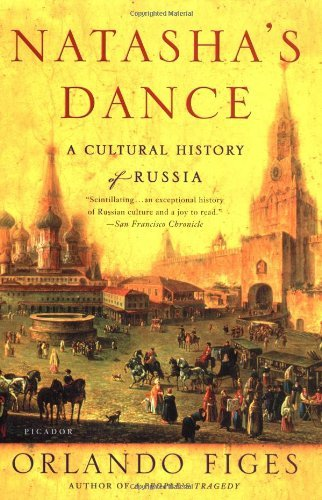 Orlando Figes Natasha's Dance A Cultural History Of Russia