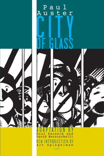Paul Auster City Of Glass The Graphic Novel