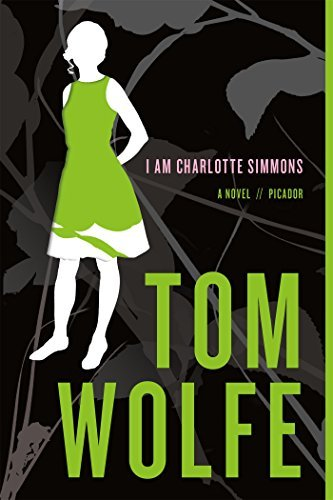 Tom Wolfe I Am Charlotte Simmons