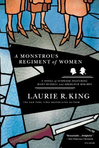 Laurie R. King A Monstrous Regiment Of Women