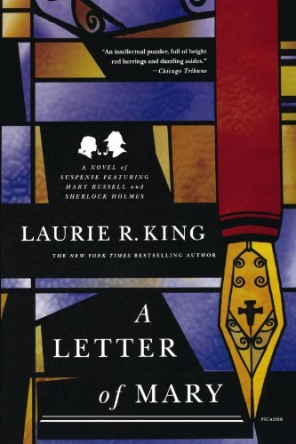 Laurie R. King A Letter Of Mary
