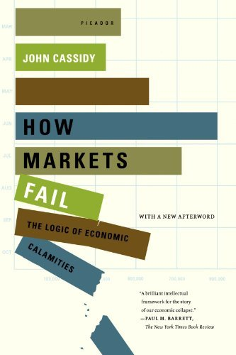John Cassidy How Markets Fail The Logic Of Economic Calamities