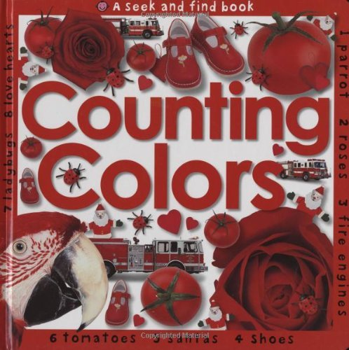 Roger Priddy Counting Colors A Seek And Find Book