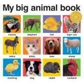 Roger Priddy My Big Animal Book (casebound)