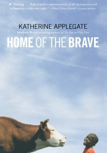 Katherine Applegate Home Of The Brave