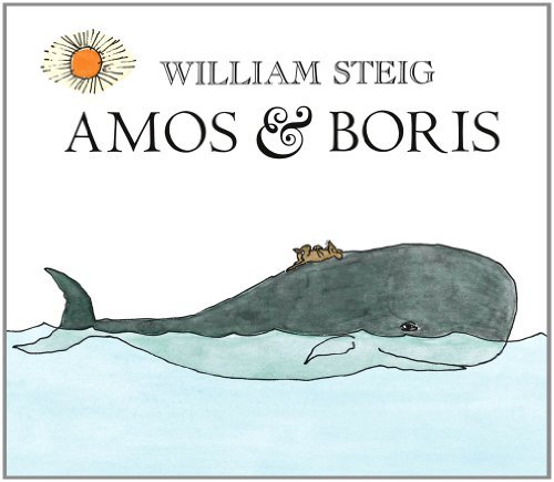 William Steig Amos & Boris