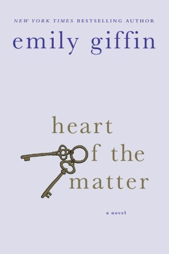 Emily Giffin Heart Of The Matter