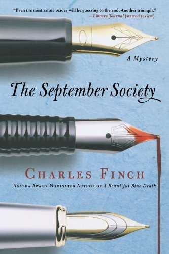 Charles Finch The September Society