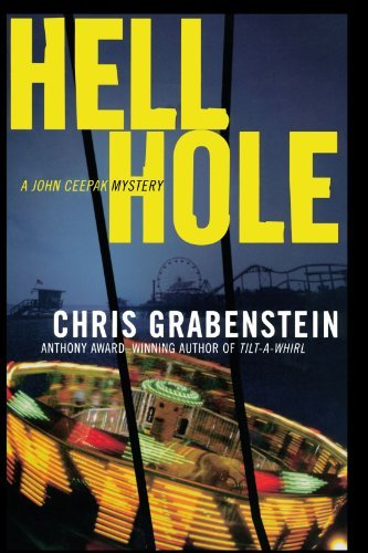 Chris Grabenstein Hell Hole