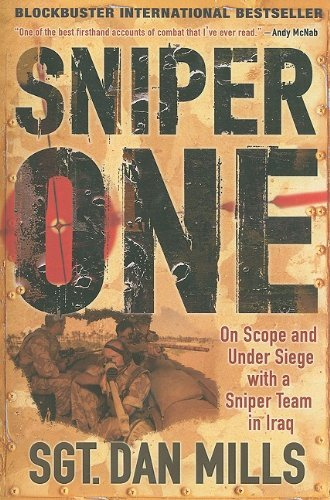 Dan Mills Sniper One On Scope And Under Siege With A Sniper Team In Ir