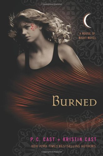 Cast P. C. Burned A House Of Night Novel