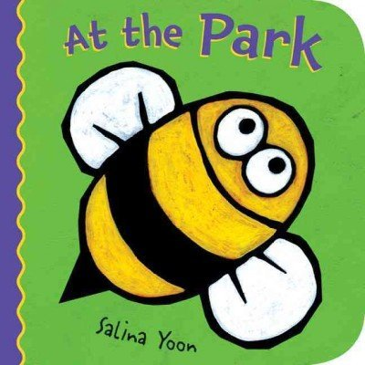 Salina Yoon At The Park