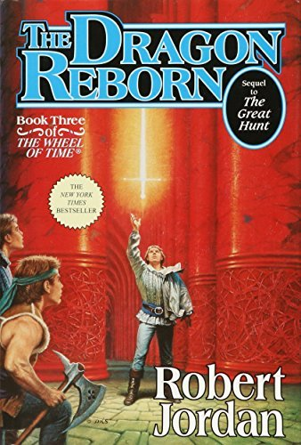 Robert Jordan The Dragon Reborn
