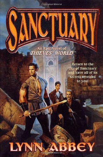 Lynn Abbey Sanctuary An Epic Novel Of Thieves' World