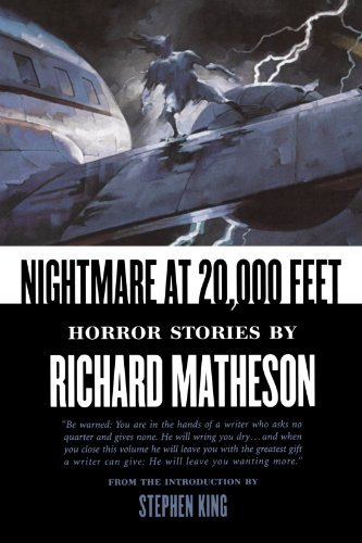 Richard Matheson Nightmare At 20 000 Feet Horror Stories