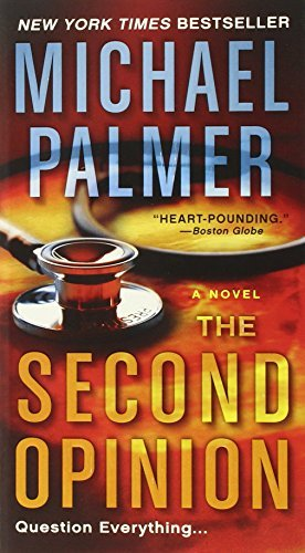 Michael Palmer The Second Opinion
