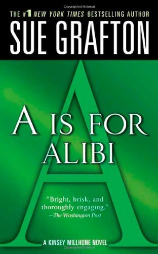Sue Grafton A Is For Alibi