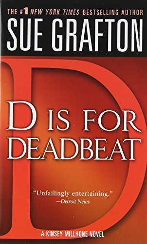 Sue Grafton D Is For Deadbeat