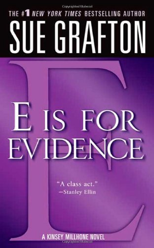 Sue Grafton E Is For Evidence