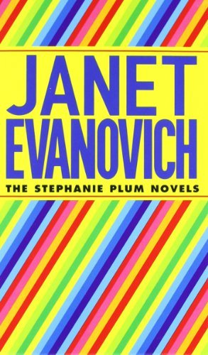 Janet Evanovich Plum Boxed Set 1 (1 2 3) Contains One For The Money Two For The Dough And